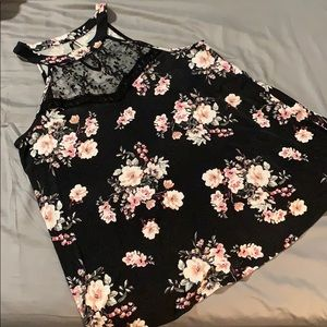 TORRID flower top